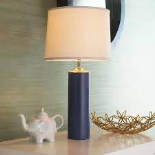 Ceramic Accent Table by Modern Cylinder Ceramic Table Lamp Ceramic Table Lamps Ceramic