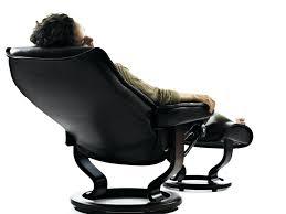 Stressless Chair Prices Ergonomic Stressless Garda Recliner Chair And Ottoman By Ekornes