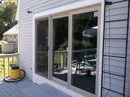 Adjusting Sliding Closet Doors Opening For A Sliding Patio Door Installing New How To