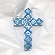 113 best keepsakeart crosses at my hamptonmosaics etsy shop
