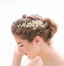 haarschmuck kopfputz haarschmuck braut perlen blumen hochzeit - Blumen Haarschmuck Hochzeit