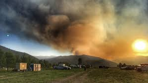 Wildfire Map Manitoba by Stage 2 Evacuations Expand For Sunrise Fire Near Superior No 2