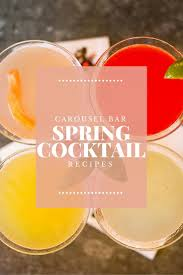 47 best carousel bar cocktails images on pinterest carousels