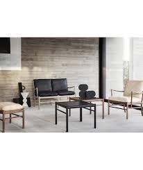 canapé colonial canapé sofa colonial d ole wanscher pour carl hansen design scandinave