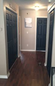 Paint Interior Doors by 44 Best Black Doors White Trim Wood Floors Neutral Paint
