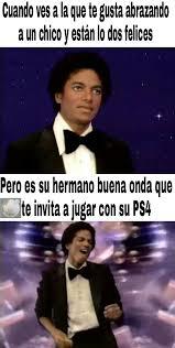 Memes De Michael Jackson - me gusta mucho esa canción de michael jackson meme by enzocuycuy