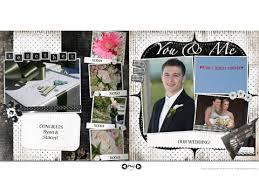 wedding scrapbook wedding scrapbooks smilebox