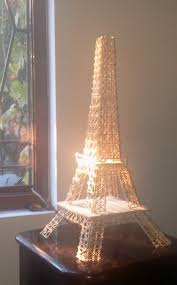 Toothpick House Eiffel Tower With Toothpicks Youtube