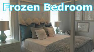 golden oak frozen themed bedroom walt disney world luxury