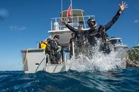 divemaster versus instructor sunchaser scuba