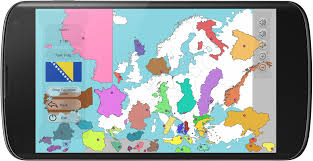 Europe Map Quiz Game by Europe Map Puzzle Free Android Apps On Google Play