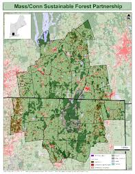 Ne Map Highstead Dedicated To Conserving New England U0027s Natural Landscapes
