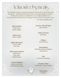 wedding reception program wording wedding invitation wording on behalf of wedding