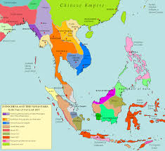 Map Of East And Southeast Asia by Lttw Southeast Asia 1815 By Blamedthande On Deviantart