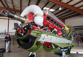 rolls royce merlin engine p 51 mustang