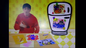 blue u0027s clues draw color red