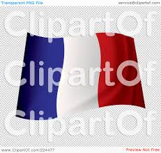 French Flag Background Royalty Free Rf Clipart Illustration Of A Waving France Flag By