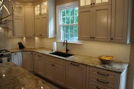 kitchen contractors island kitchen and powder room top notch general contracting