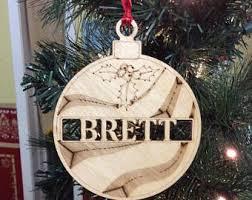 custom name ornament personalized ornament