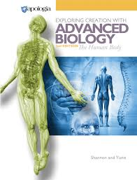 exploring creation with advanced biology the human body marilyn