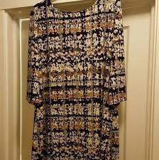 abstract pattern sleeveless dress avital dresses skirts neutral abstract pattern tunic dress