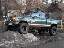 ford ranger lifted 1991 ford ranger information and photos zombiedrive