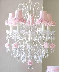 pink chandelier crystals bedroom unusual breathtaking chandelier for girls room with cute