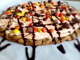 just for fun halloween cookie pizza u2013 pumpkin rose