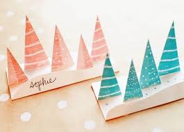 10 easy diy place cards you can make in a day mywedding