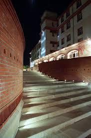 ruban led escalier eclairage rasant d u0027un escalier en pierres de taille anthes eclairage