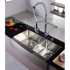 40 Inch Kitchen Sink Kraus Khf203 36 Kitchen Sink Stainless Steel Kitchen Sinks Sinks