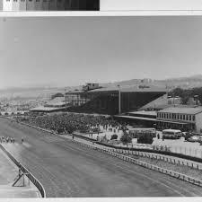 tanforan black friday hours calisphere grandstands at tanforan racetrack ca 1952