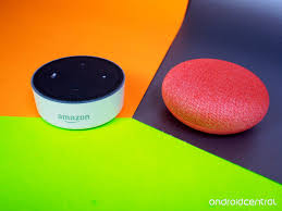 amazon echo vs google home which voice assistant answers