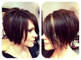 medium length angled hairstyles inverted bob haircut medium length styles