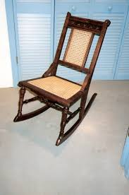 Antique Spindle Rocking Chair Chair Doc Of Boone Repairing Caning Antiques Rush Refinishing