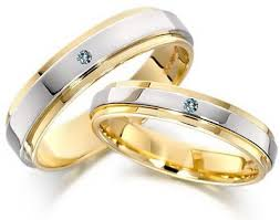 saudi gold wedding ring 18k gold titanium celtic wedding band ring price review and buy