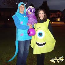 sully costume bee ing s inc family costume mike sully boo
