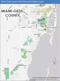 Miami Dade College Map by Miami Dade U0027s Money Gap The New Tropic