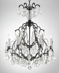 Antique Chandeliers Ebay by Dining Room Mesmerizing Chandelier Crystals For Home Lighting