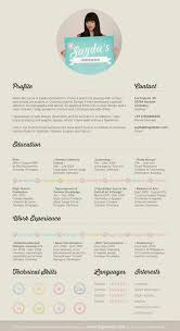 Basic Resume Sample by 25 Creative And Simple Resume Examples