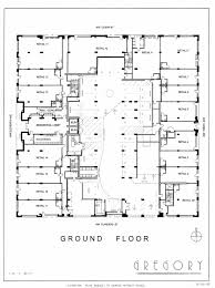 742 Evergreen Terrace Floor Plan The Gregory The Pearl District Portland Oregon Obsidian