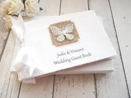 Guest Book Photo Album Wedding Rustic Range