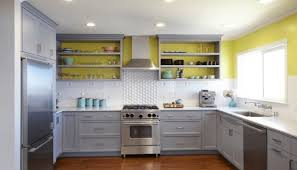 yellow painted kitchen cabinets exitallergy com