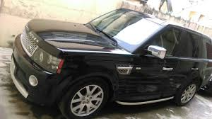 range rover autobiography 2012 sold pimped nigerian used 2006 to 2012 range rover