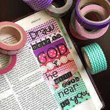 20 washi tape ideas for bible journaling biblejournallove com