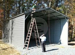 Building An Attached Carport Metal Rv Carports U2013 Rv Cover Kits U0026 Custom Rv Shelters For Sale