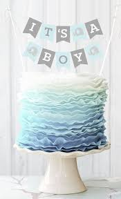 elephant decorations for baby shower blue elephant baby shower banner for cake decorations baby boy