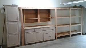 Kitchen Garage Cabinets How To Build Garage Cabinets From Scratch Best Home Furniture