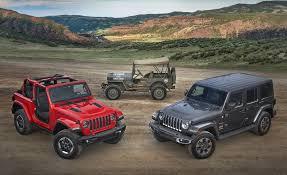 jeep wrangler 2018 jeep wrangler jl in depth model review car and driver