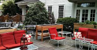 Patio Tavern Scarlet Oak Tavern Kidnosh